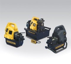 ZU4-Series, Hydraulic Portable Electric Pumps