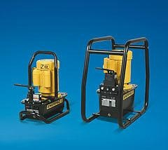 ZE-Series, Hydraulic Pump Options & Accessories