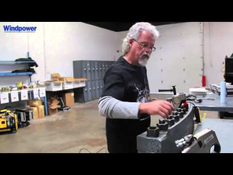 Enerpac Tools: Windpower Maintenance and Erection