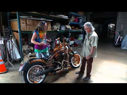 "Aztec Bolting Services ""Torque Creation"" 2014 Custom Motorcycle"