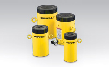 CLL Series Single Acting Lock Nut Cylinders