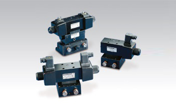 VE-Series, Solenoid Modular Hydraulic Valves