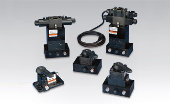 VM, VE-Series, Pump Mounted Directional Control Valves