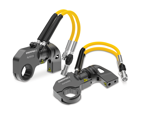 Square Drive and Low Profile Hydraulic Torque Wrenches