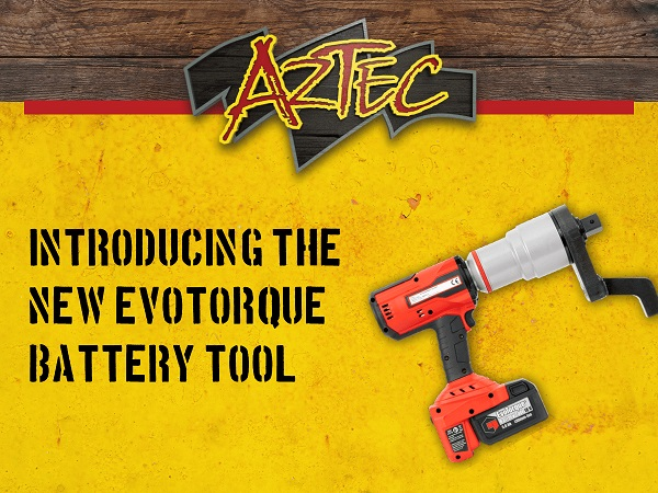 New Norbar EvoTorque Battery Tool
